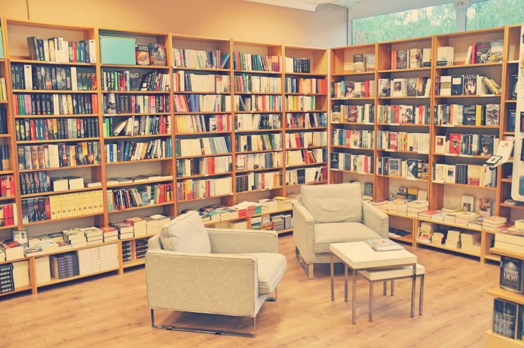 Büchereck