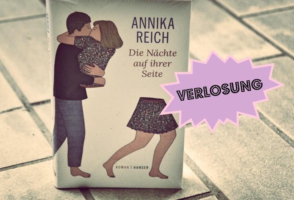 Verlosung Annika Reich