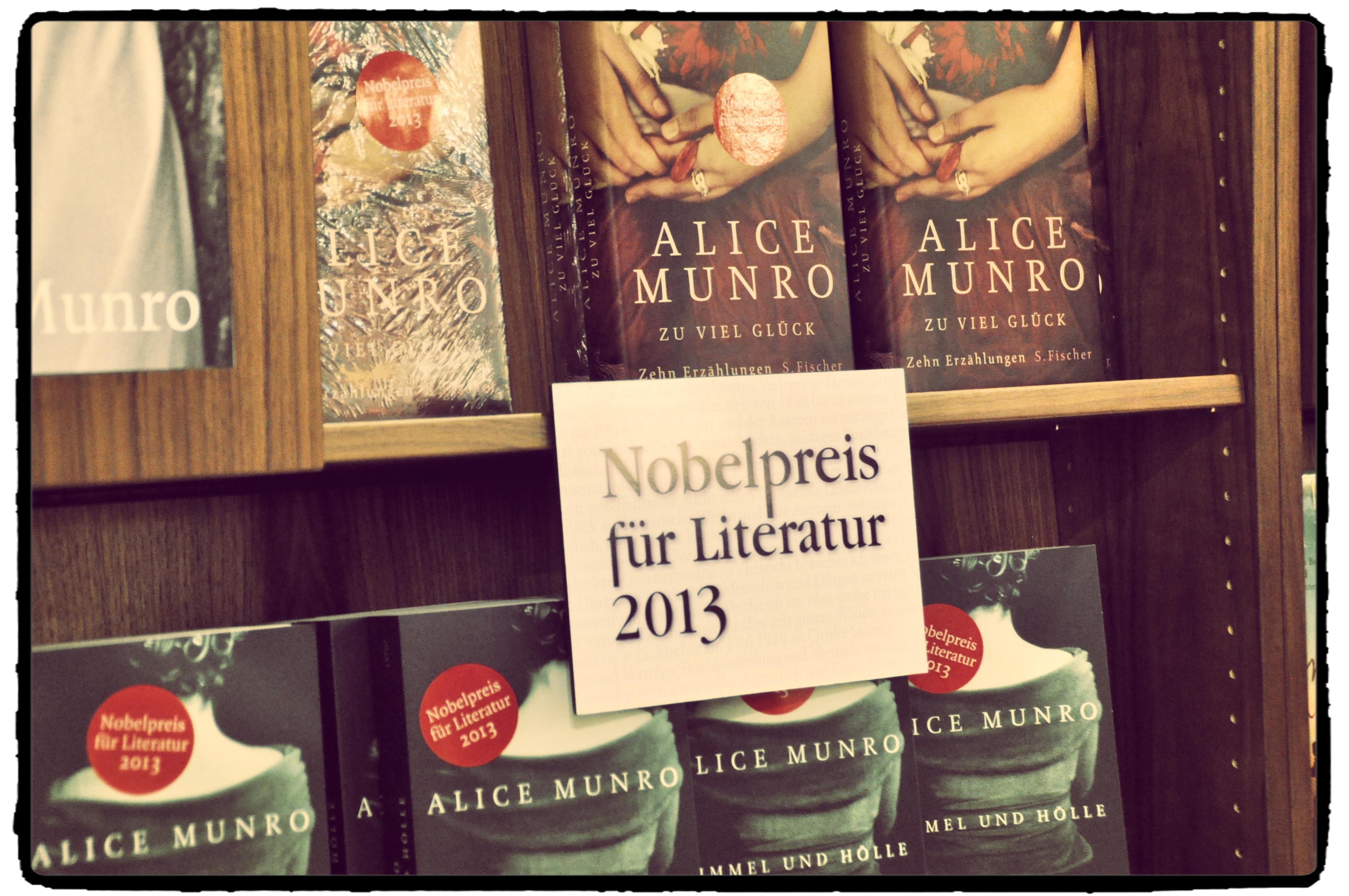 Alice Munro Nobelpreis
