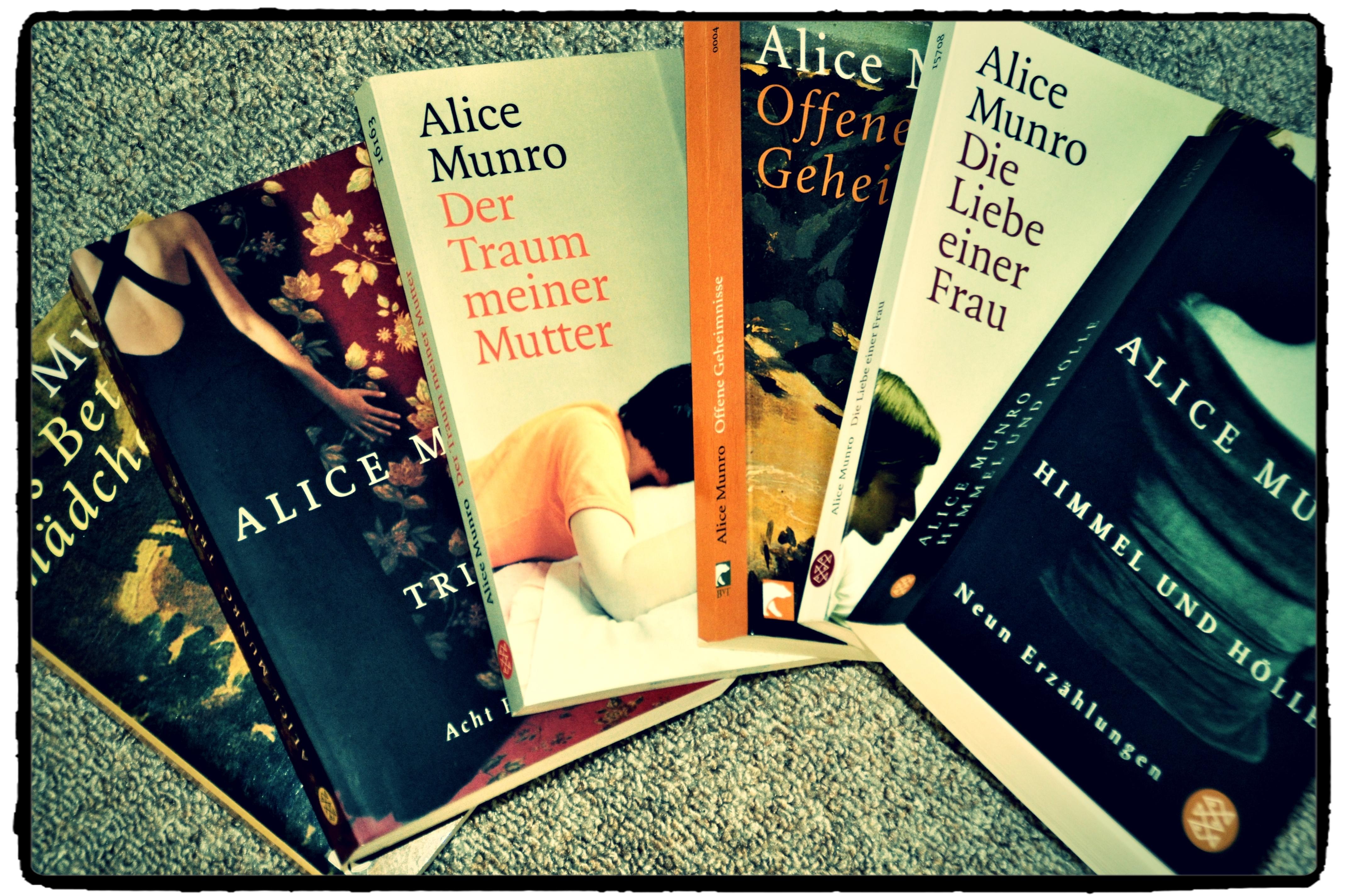 alice munro essays