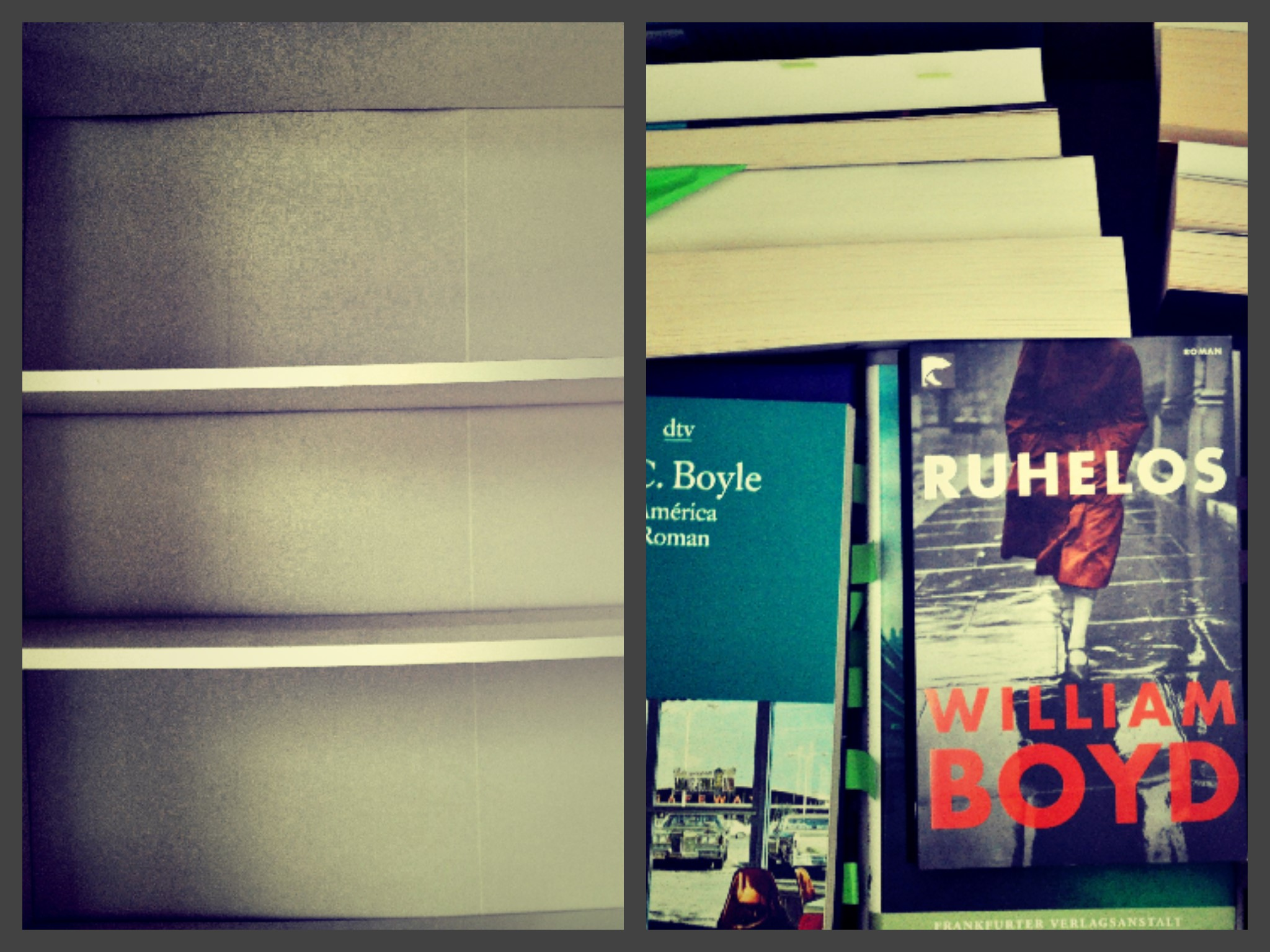 Bibliothek Collage 3