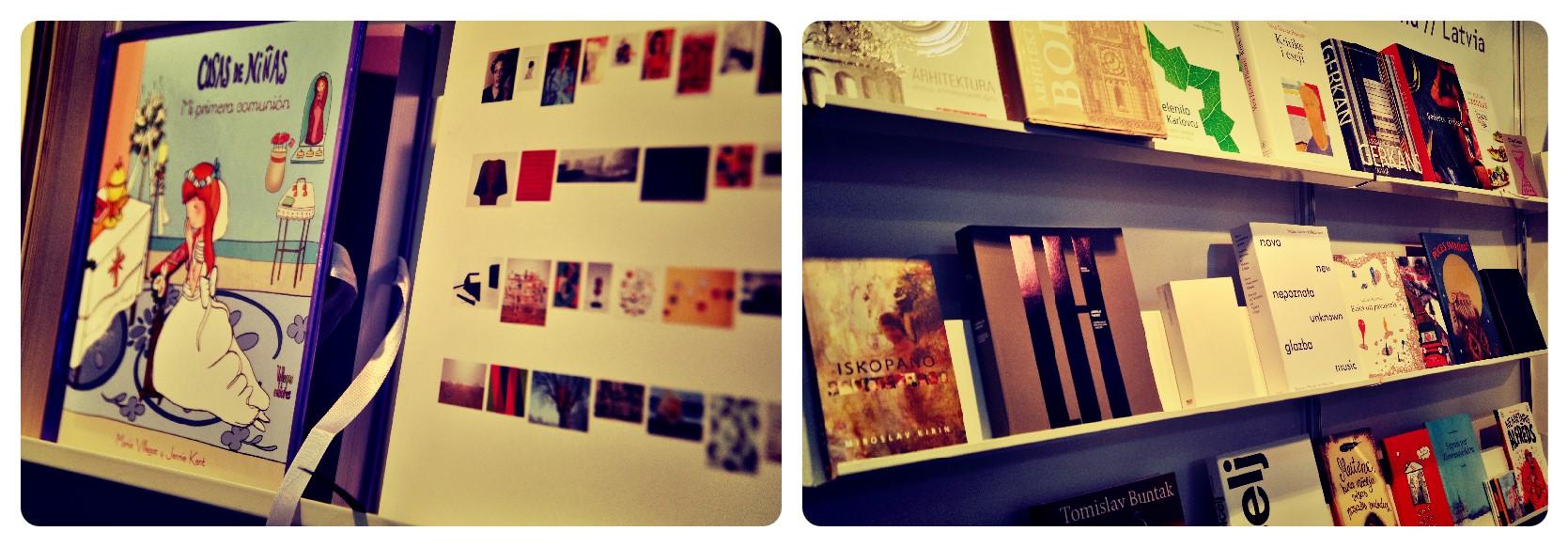 Collage schöne Bücher